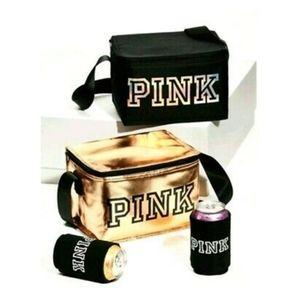 PINK Lunch Bag/Cooler
